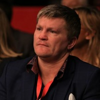 Ricky Hatton just made a very good point about Conor McGregor v Floyd Mayweather