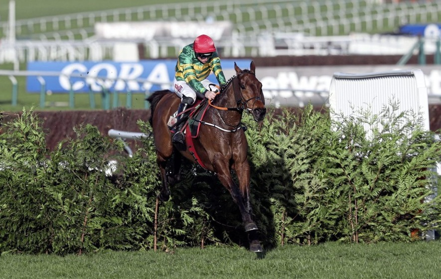 The Last Samuri heads 70 runners for Grand National at Aintree