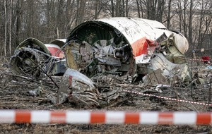 Russian officials accused of 'deliberately' causing fatal plane crash and death of Polish president