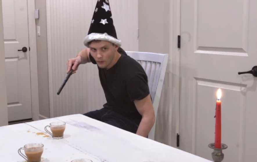 This guy and his wizard trick shots will make you question everything