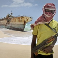 Indian boat and crew seized by Somali pirates