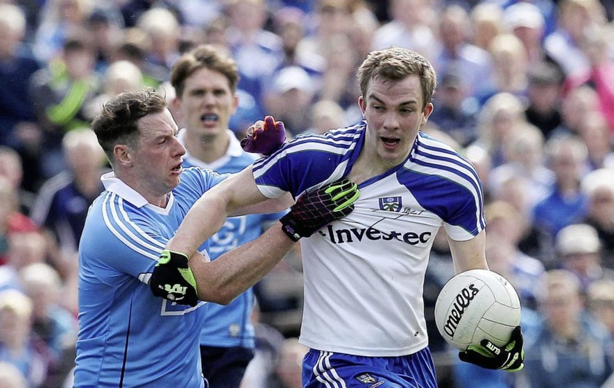 Dublin defender Philly McMahon accuses Monaghan of celebrating too soon in League encounter at Clones