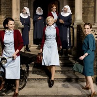Call The Midwife pips Poldark and co to period drama prize