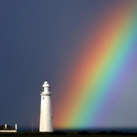 A radio presenter says the LGBT movement 'stole the rainbow from God'