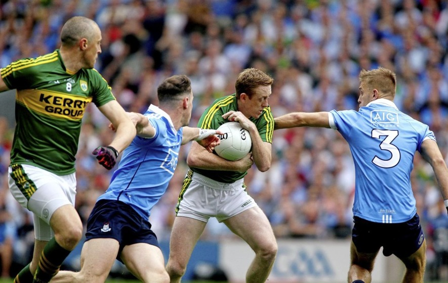 Kerry legend Colm Cooper calls time on inter-county career