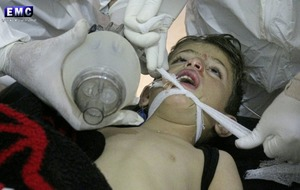 11 children among dozens dead in chemical attack in Syria