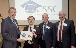 Logo success for Lurgan College's Josh