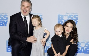 I always felt like the big cheese in our family says Boss Baby star Alec Baldwin