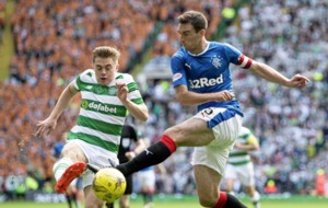Rangers' hopes of halting Celtic's treble push take major blow as captain Lee Wallace ruled out of Scottish Cup semi-final clash