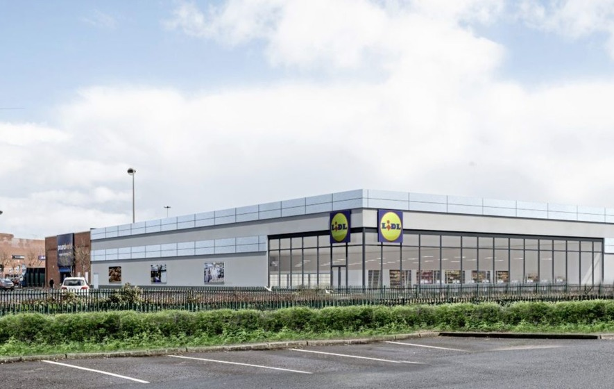 New Lidl Connswater store to be open mid summer