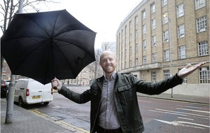 Barra Best, the Belfast man who always brings the weather with him