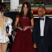 Kate dazzles on red carpet for West End revival of 42nd Street