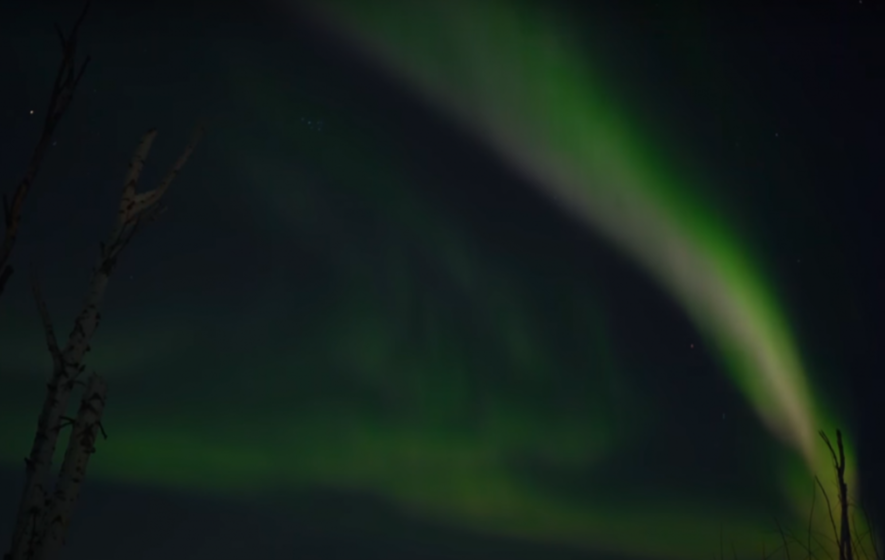 This video of the Northern Lights will blow your mind with its beauty