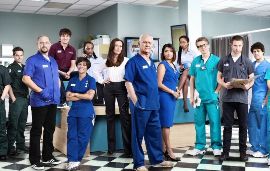 Casualty to mark anniversary with episode filmed in one take