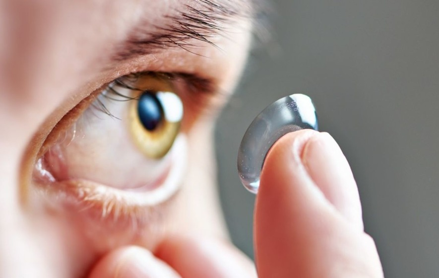 Contact lenses could soon be able to tell you when you're ill