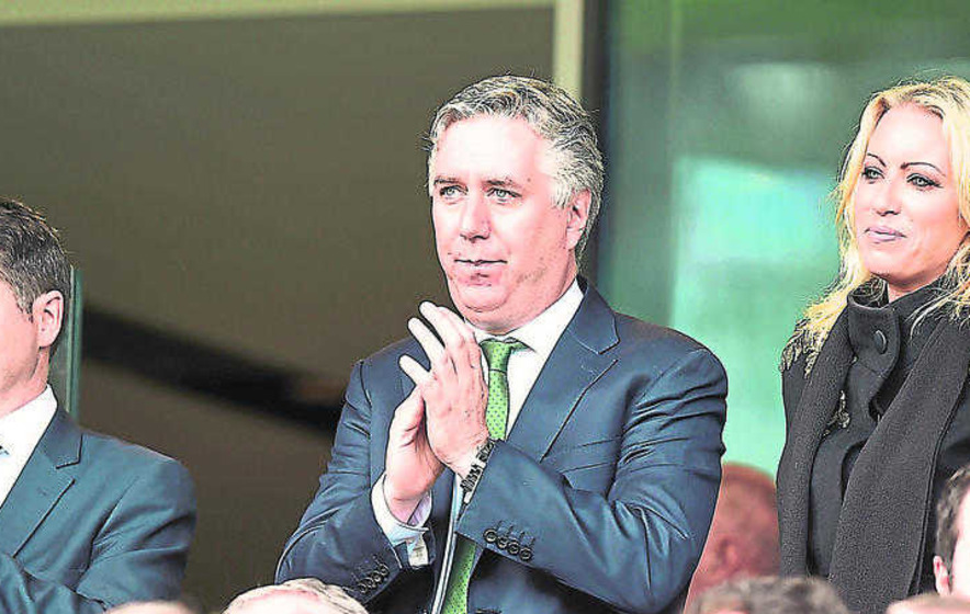 FAI chief exec John Delaney voted onto Uefa executive committee