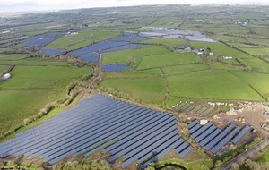 New £50m Co Antrim solar farm up and running