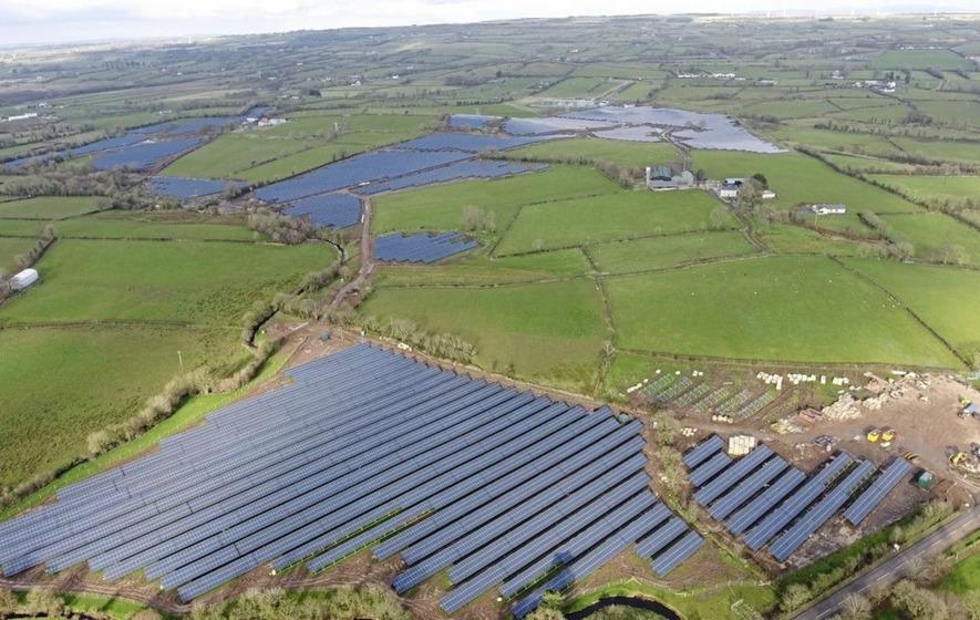 New 163 50m Co Antrim Solar Farm Up And Running The Irish News