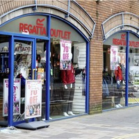 Burglars target clothing shop for second time in three days