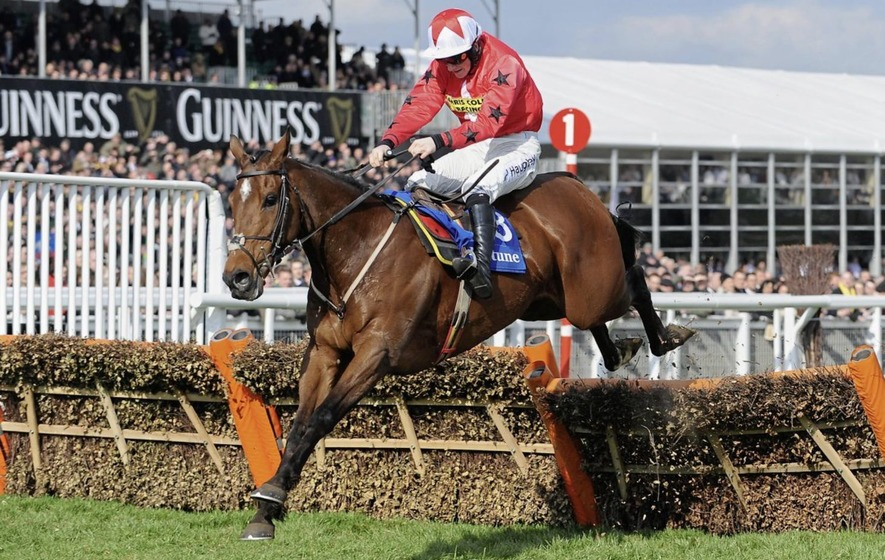 Empire to strike back at Aintree following Cheltenham disappointment