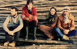 Ensemble sounds: Stereolab's Laetitia Sadier brings her Source Ensemble to Belfast tonight