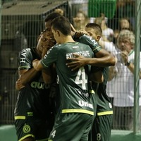 Chapecoense and Atletico Nacional contested an emotional first leg of the Recopa Sudamericana