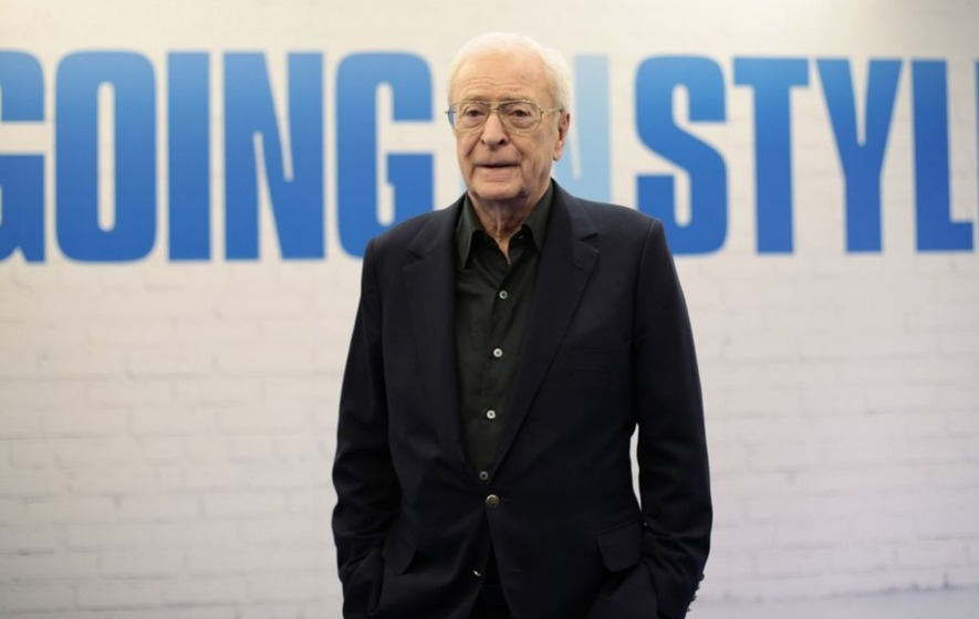 Sir Michael Caine says ageism in Hollywood is getting better