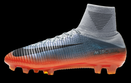 91d46afa47c1 Cristiano Ronaldo's new boots are inspired by his time at Manchester United
