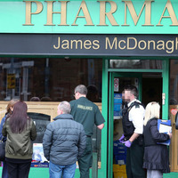 Man charged over pharmacy robbery on Falls Road, Belfast