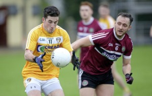 Antrim face sweat on Ryan Murray fitness after forward sustained shoulder injury against Longford