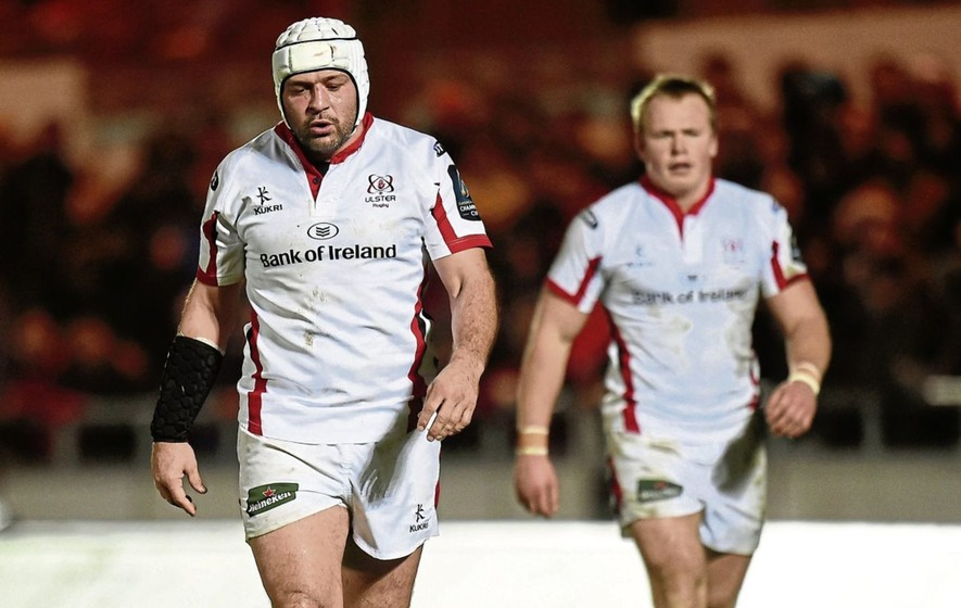 Rory Best returns to captain Ulster in PRO12 clash with Cardiff Blues