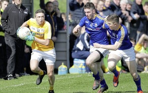 Antrim GAA to lobby for Corrigan Park upgrade