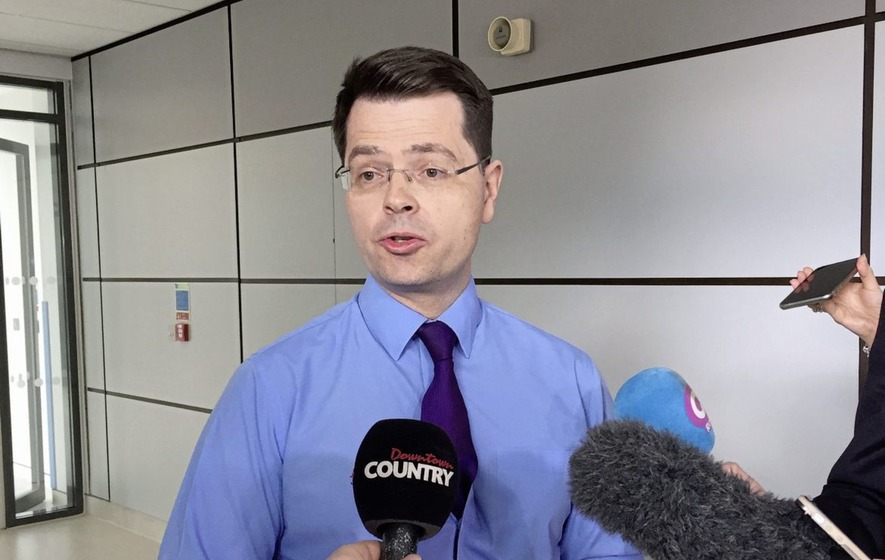 James Brokenshire criticised by Sinn Féin over public services amid Stormont crisis