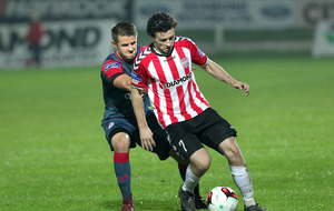 Derry City travel to Cork as Harps host champions Dundalk