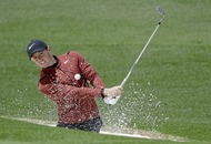 Rory McIlroy and Shane Lowry nicely positioned at US Masters as Charley Hoffman leads after a stunning 65