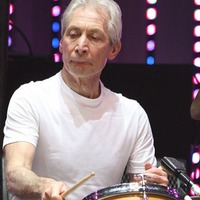 Rolling Stone Charlie Watts strikes gold with award for contribution to jazz