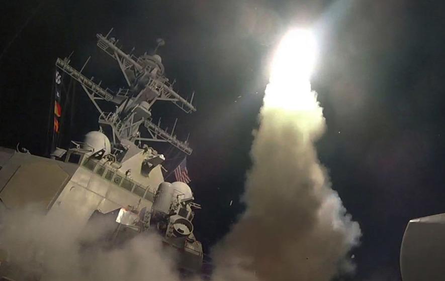 Syria condems 'aggression' as US air base attack kills six