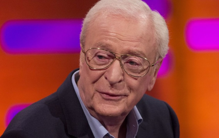 Sir Michael Caine: 'I have never done nudity and I never would'