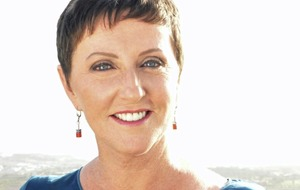 Majella O'Donnell's memories from PE? 'The teacher was a real hunk'