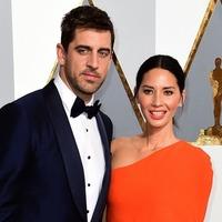 Olivia Munn splits from NFL star boyfriend Aaron Rodgers