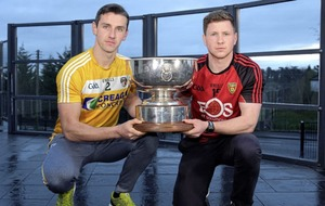 Danny Toner still harbours big ambitions with Down hurlers