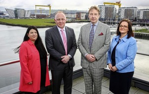 CIM boss unveils new marketing research in Belfast