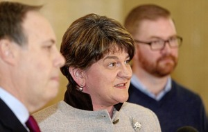 Sinn Fein and DUP blame each other as prospects of talks success appear bleak