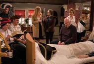 'Heartbreaking' Emmerdale episode as vicar Ashley Thomas dies