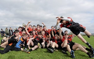 St Patrick's, Maghera land Dalton Cup, while CPC claim Foresters honours
