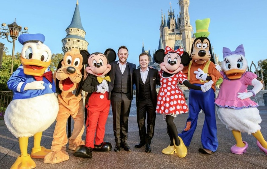 Saturday Night Takeaway's series finale in Disney World will make you so jealous