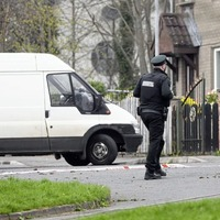 West Belfast security alert may be linked to violent robbery