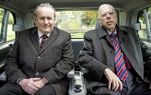 Actor Colm Meaney says Martin McGuinness was `very badly treated' by media