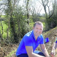 Co Derry GAA club opens memorial tree garden for community