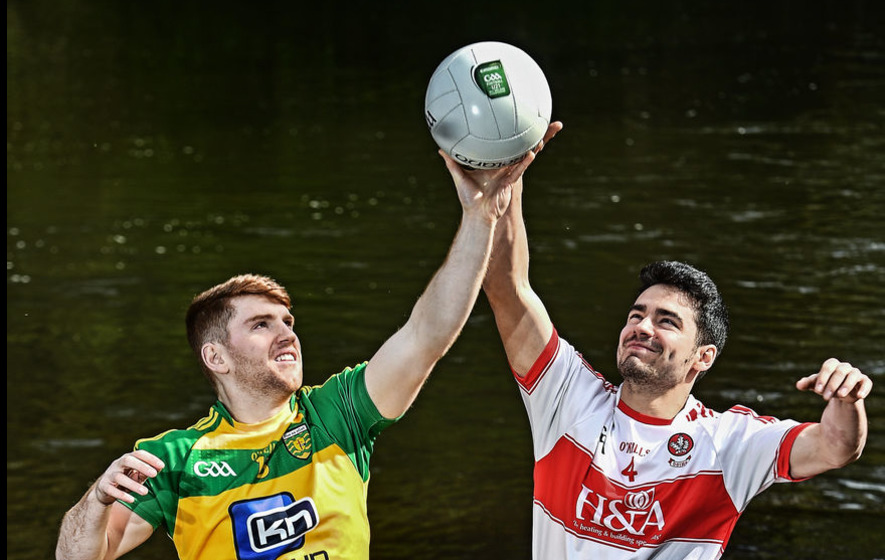 Exciting Donegal young guns secure Ulster Under-21 title with resounding victory